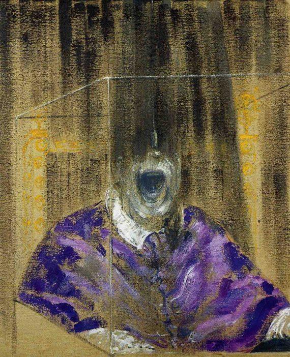 Francis Bacon head